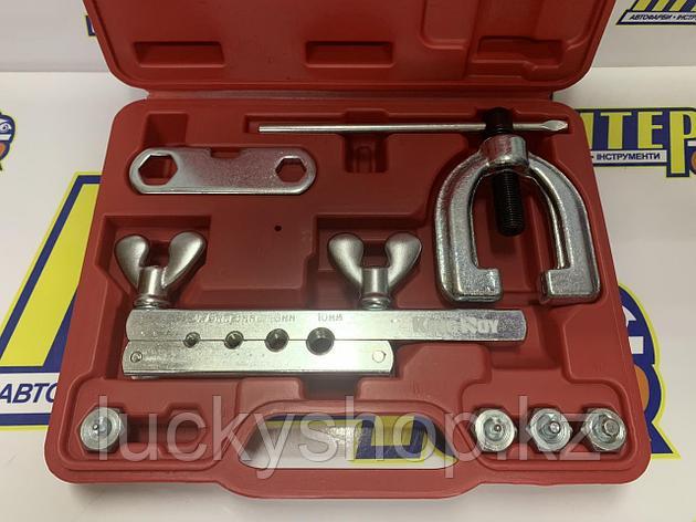Инструмент KING ROY Набор для розвальцовки трубок, фото 2
