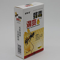 """Спрей для носа """"Пчёлка"""" (на пчелином яде) от гайморита и синусита из Китая 30 ml"""