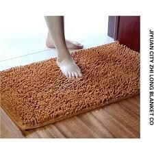 Нескользящий коврик для ванной комнаты микрофибра