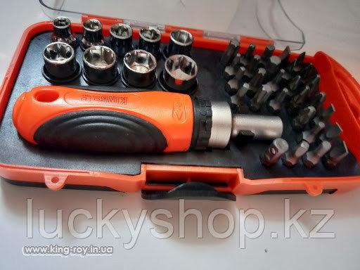 Инструменты KING STD  38 предметов, фото 2