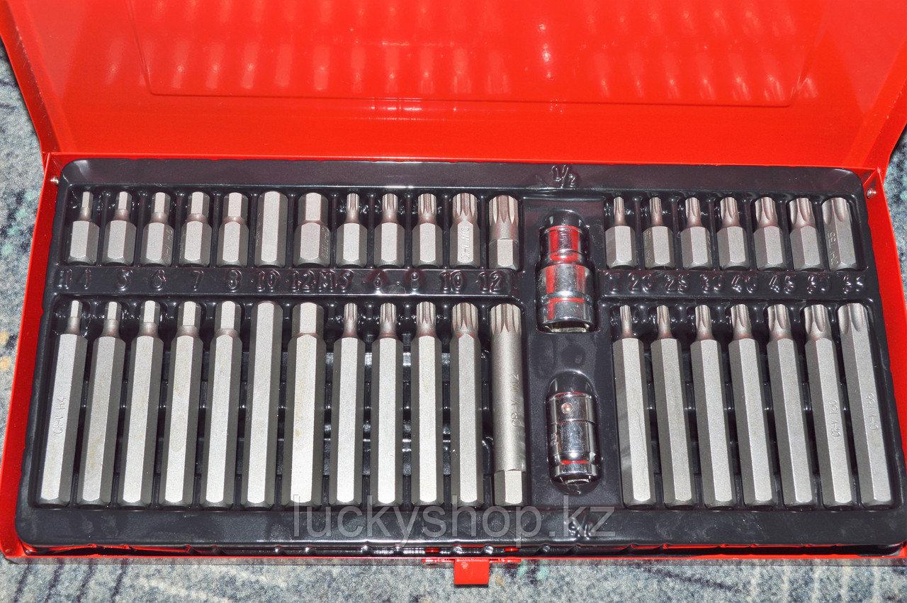 Инструменты KING STD 40 предметов