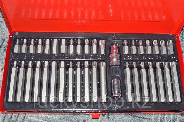 Инструменты KING STD 40 предметов, фото 2