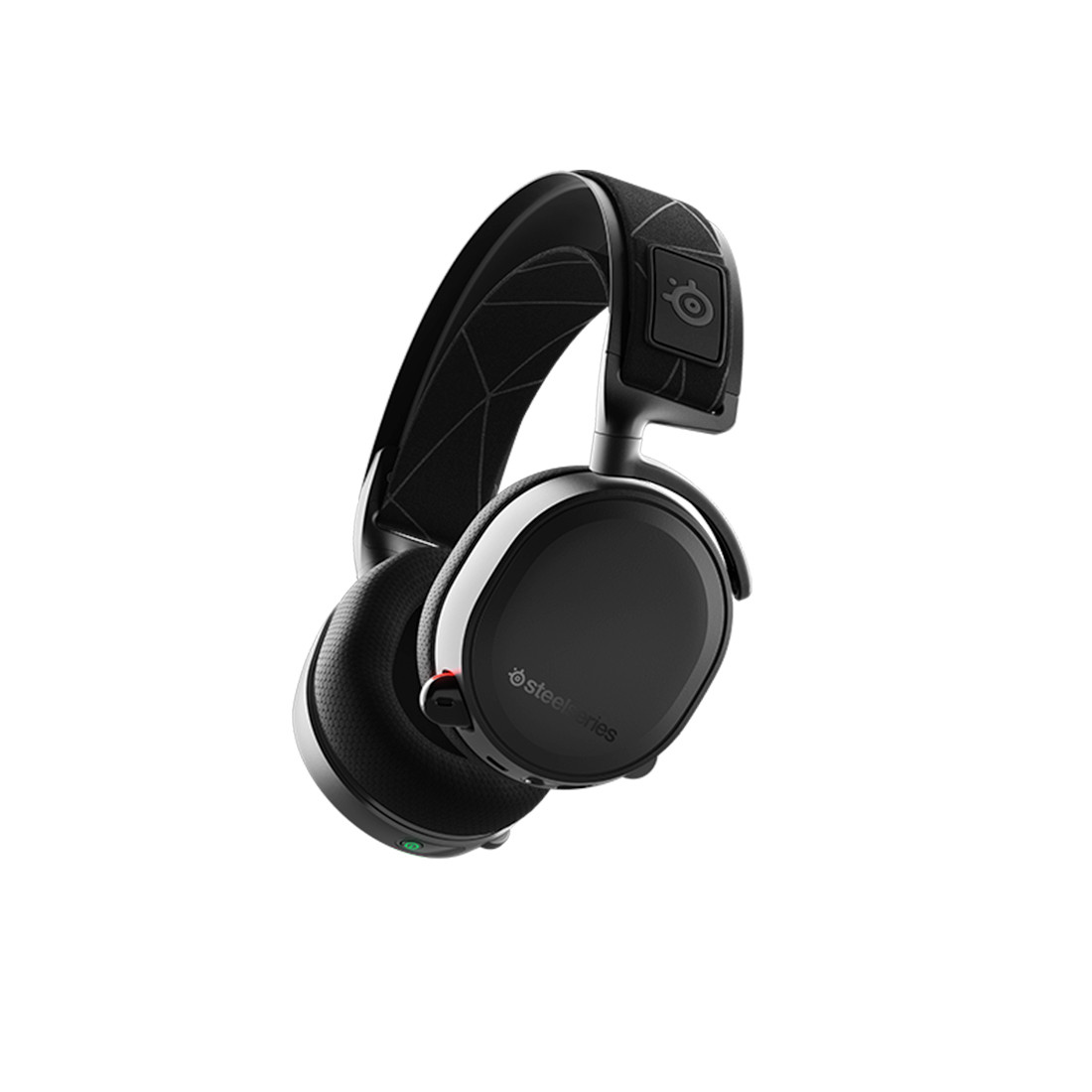 Гарнитура Steelseries Arctis 7 61505 (Black, 2019 Edition)