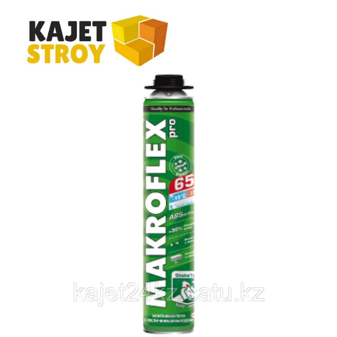Makroflex ShakeTec Premium Mega 70 Профессиональная монтажная пена с увеличенным выходом до 70 л с технологией