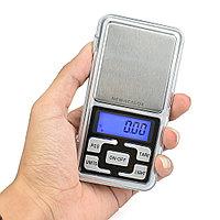 Цифровые карманные весы 500 г. 0.01