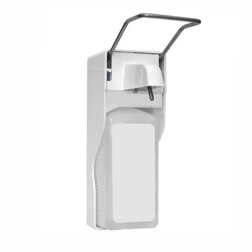 Дозатор локтевой со съемной  канистрой на 1литр