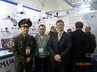 Гости казахстанской международной выставки «Охрана, безопасность, средства спасения и противопожарная защита» AIPS 2014 проявили огромный интерес к решениям Pulsar Systems представленным на выставке.