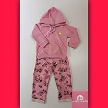 Спортивный костюм розовый для девочек