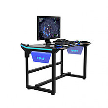 Стол для ПК игровой E-BLUE EGT536BKAA-IA