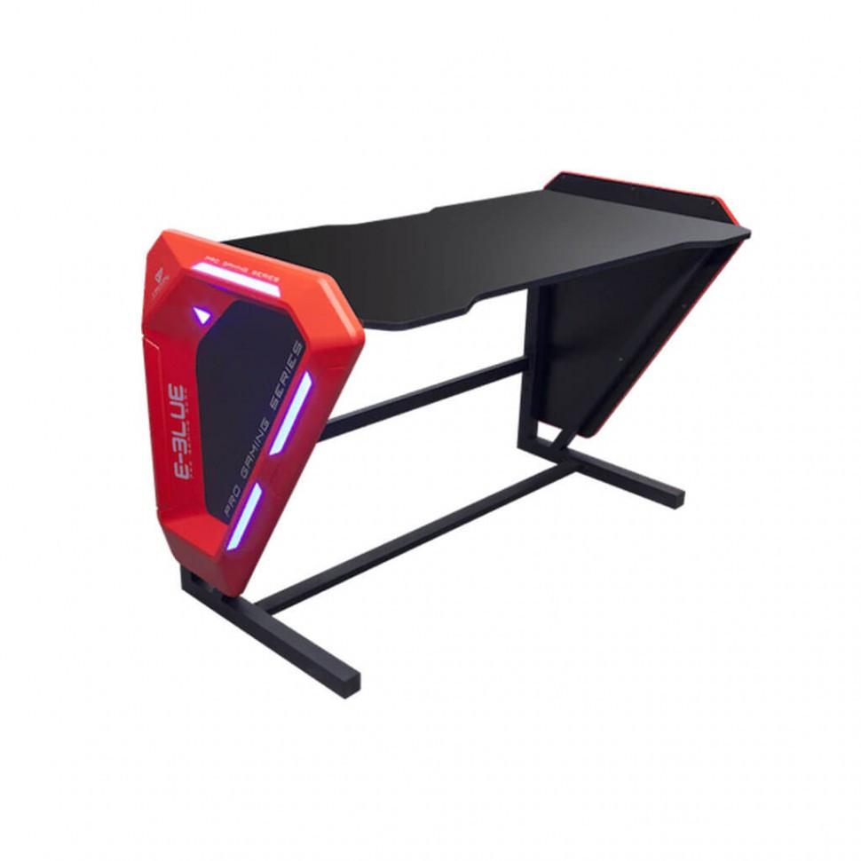 Стол для ПК игровой E-BLUE EGT002BKAA-IA