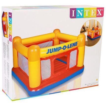 Надувной батут-игровой центр Intex 48260 Jump-O-Lene, фото 2