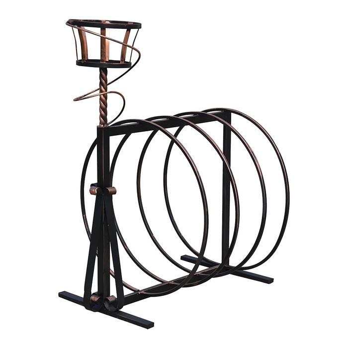 """Стоянка для велосипедов """"Спираль"""""""