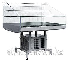 Холодильная витрина PF11-13 VM 1,25-2 9006 Fudzi