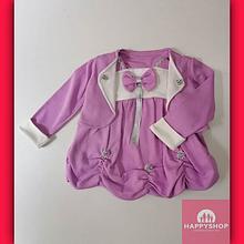 Платье с накидкой для девочек