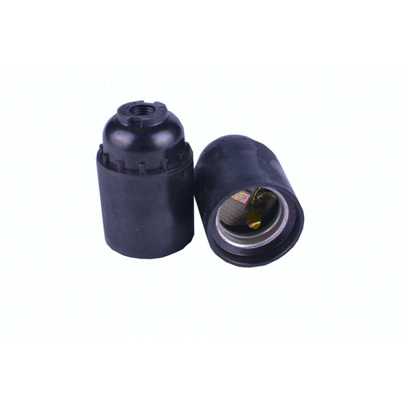 Патрон для лампы подвесной карболитовый Е27