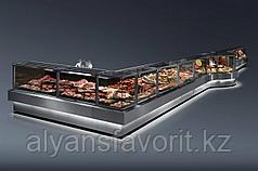 Холодильные витрины Берн Куб В44