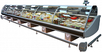 Холодильная витрина Диона В21