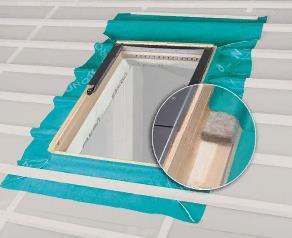 Наружный утепленный 78х140  XDP гидроизоляционный оклад Fakro