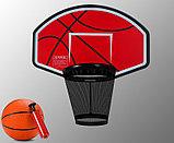 Батут Oxygen Fitness Standard 10 ft inside c баскетбольным кольцом в комплекте, фото 2
