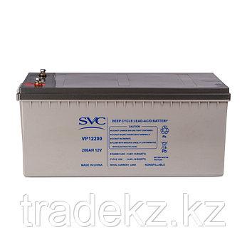 Аккумуляторная батарея SVC VP12200 12В 200 Ач, фото 2