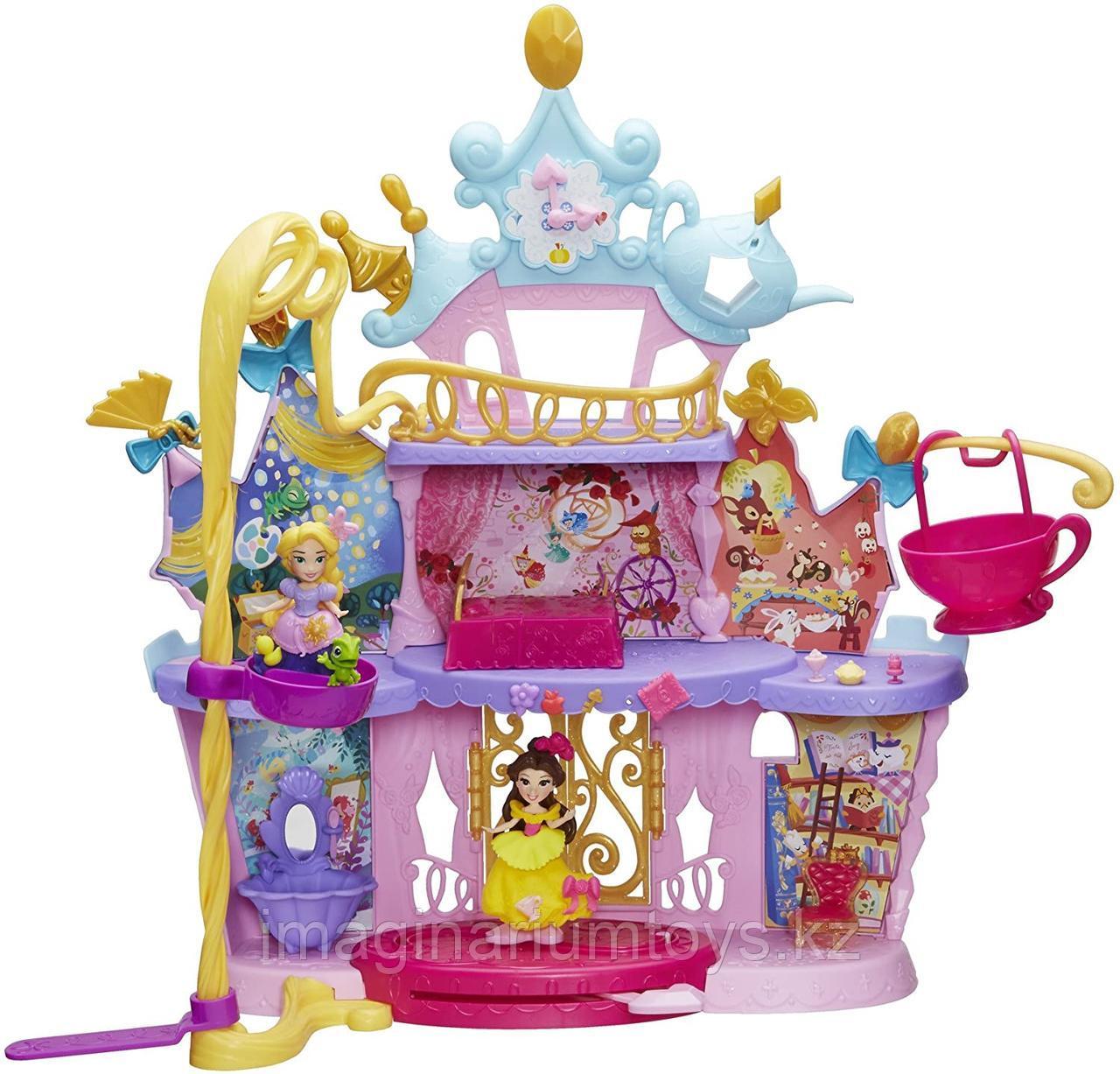 Болшой игровой набор домик-замок для Принцесс Дисней