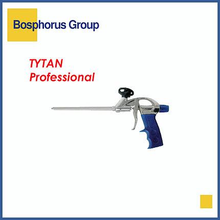 Пистолет для пены ПРОФ Tytan, стальной клапан, фото 2