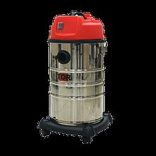 Профессиональный водопылесос для сбора сухой и жидкой грязи TOR WL092-30L INOX