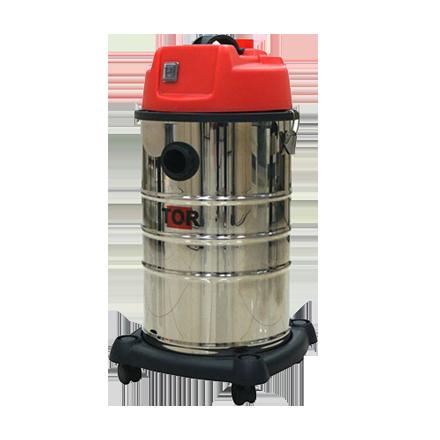 Профессиональный водопылесос для сбора сухой и жидкой грязи TOR WL092-30L INOX, фото 2