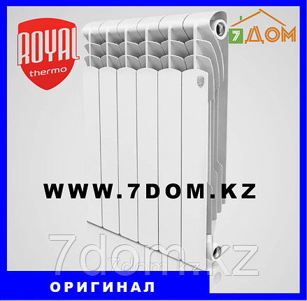 Батарея Royal-Thermo Revolution Bimetall, фото 2