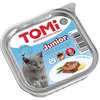 TOMI - для котят паштет 100 гр.