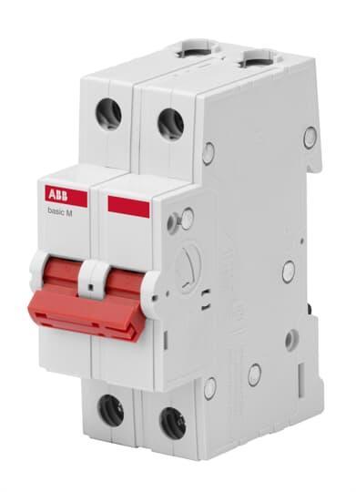 2CDD642051R0040 Выключатель нагрузки 2P 40A BMD51240