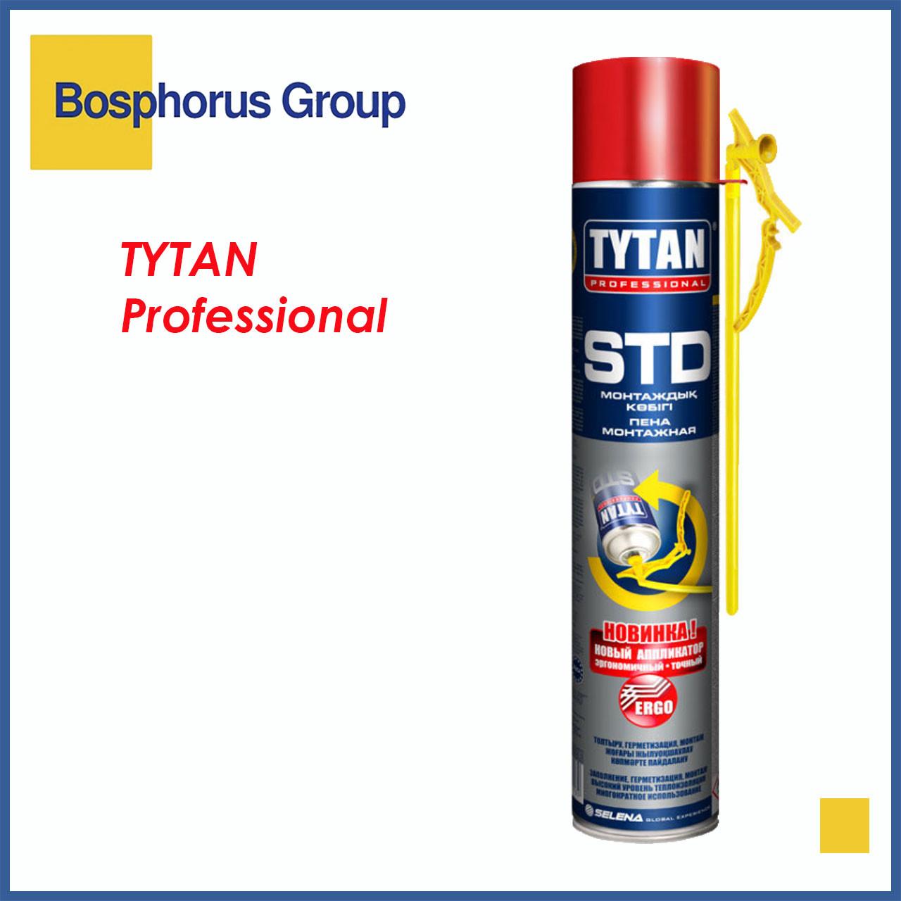 Пена TYTAN STD О2 с аппликатором