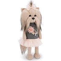 Мягкая игрушка собачка Orange Lucky Yoyo Чайная роза, фото 1