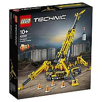 LEGO Technic 42097 Компактный гусеничный кран, конструктор ЛЕГО