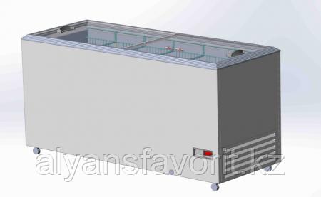 Ларь холодильный низкотемпературный Берген ЛХН 1,6, фото 2