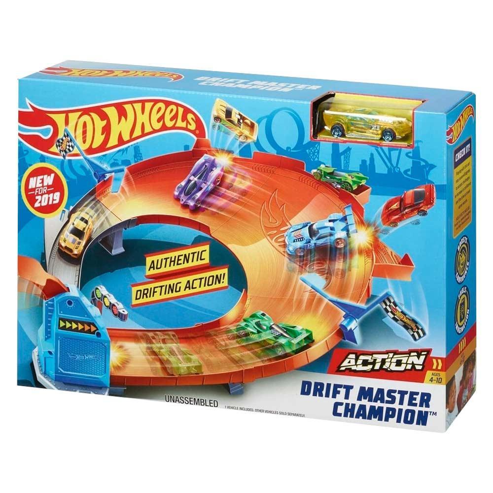 """Hot Wheels Набор """"ACTION: Соревнования за кубок Чемпиона Дрифта"""""""