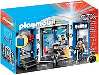 Playmobil «Полицейский участок» конструктор для мальчиков, фото 1