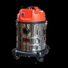 Профессиональные водопылесосы для сбора сухой и жидкой грязи TOR WL092-20 INOX