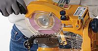 Как выбрать станок для заточки цепей