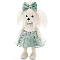 Мягкая игрушка собачка Orange Lucky Mimi Розовый бутон, фото 1