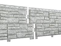 Фасадные панели Ю-Пласт Stone House Сланец