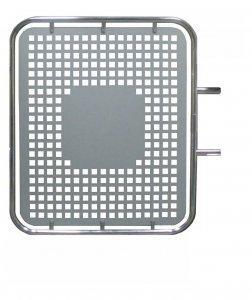 Створка для калитки К32ДМ L=760 мм
