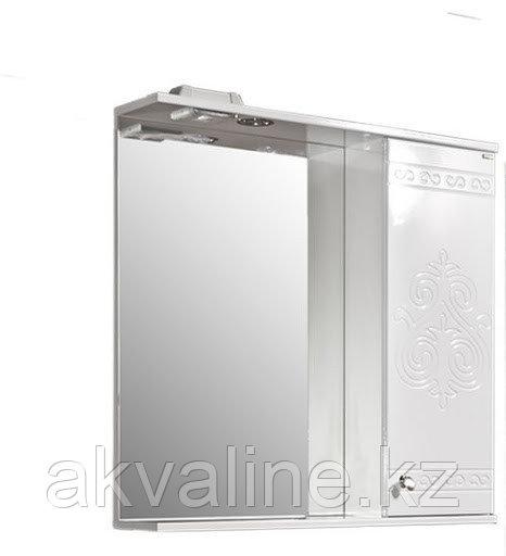 Зеркало шкаф Северина 600