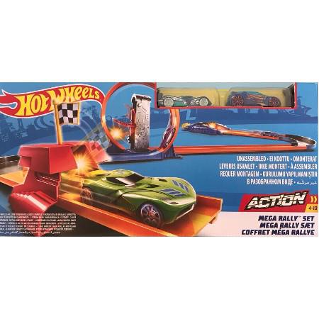 "Hot Wheels Набор ""ACTION: Мега Ралли"""