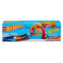 """Hot Wheels Набор """"ACTION: Огненный прыжок"""", Хот Вилс"""