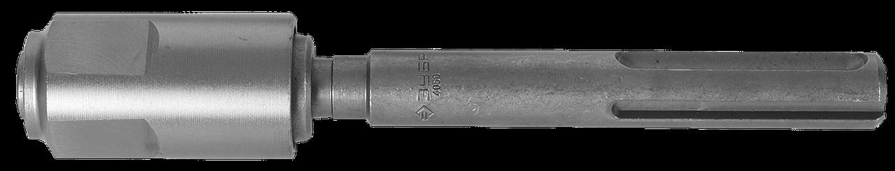 Переходник ЗУБР с перфоратора SDS-max на зажим SDS-plus (29064_z02)