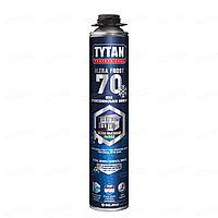 Профессиональная пена TYTAN ULTRA FROST 70 зимняя, 870 мл