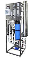 Обратноосмотический мембранный фильтр для воды RO-750. Производительностью 750 л/ч.(без мембран).