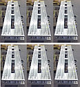 Алюминиевые аппарели до 47 тонн длина 2400 мм., фото 2