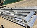 Аппарели для полуприцепов, алюминиевые грузоподъемность от 5 до 90 тонн, длина от 1900 мм до 4500 мм., фото 6